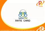Rate Card 2011
